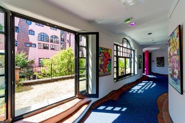 artHOTEL Magdeburg (ех. Green Citadel Hotel Magdeburg) - фото 14