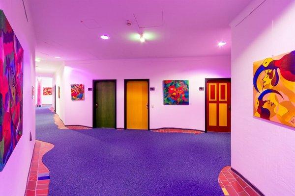 artHOTEL Magdeburg (ех. Green Citadel Hotel Magdeburg) - фото 15