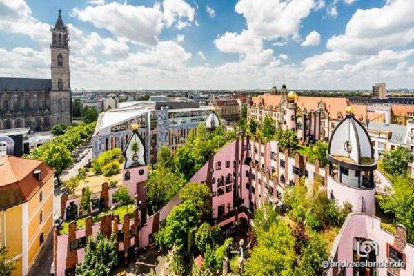 artHOTEL Magdeburg (ех. Green Citadel Hotel Magdeburg) - фото 21