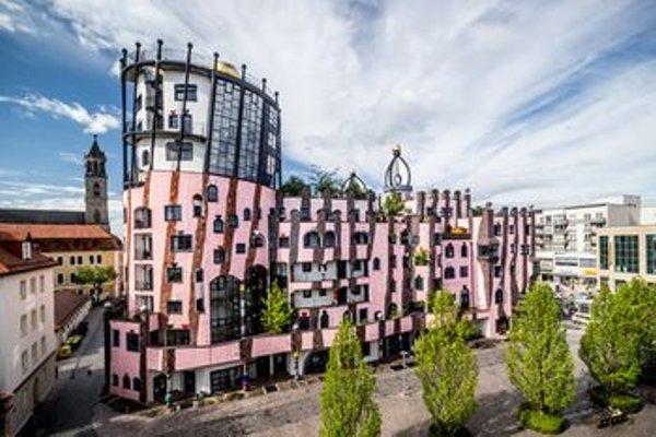 artHOTEL Magdeburg (ех. Green Citadel Hotel Magdeburg) - фото 23