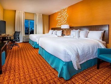 Апартаменты Fairfield Inn & Suites by Marriott Twin Falls