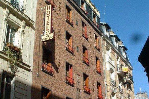 Comfort Hotel Au Firmament Asnieres-sur-Seine - фото 13