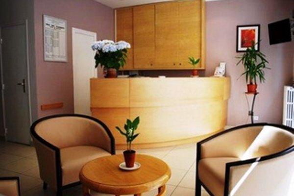 Comfort Hotel Au Firmament Asnieres-sur-Seine - фото 9