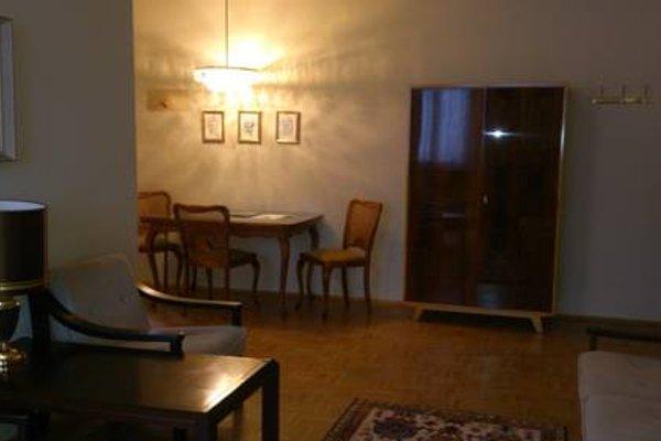 Hotel Garni - Appartements Fuksas - фото 10
