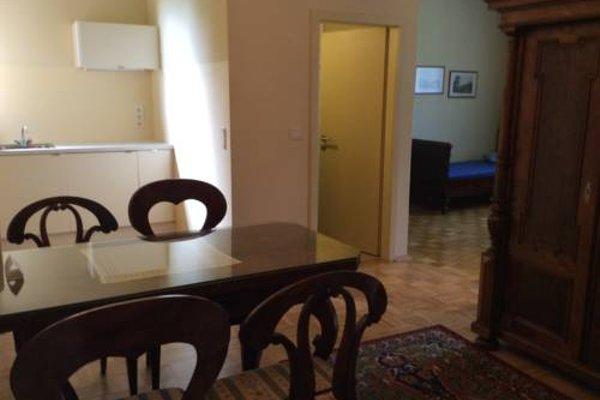 Hotel Garni - Appartements Fuksas - фото 13