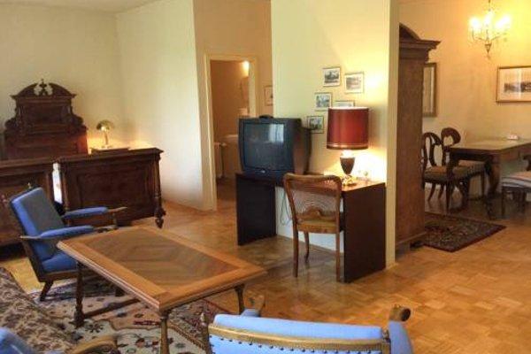 Hotel Garni - Appartements Fuksas - фото 6