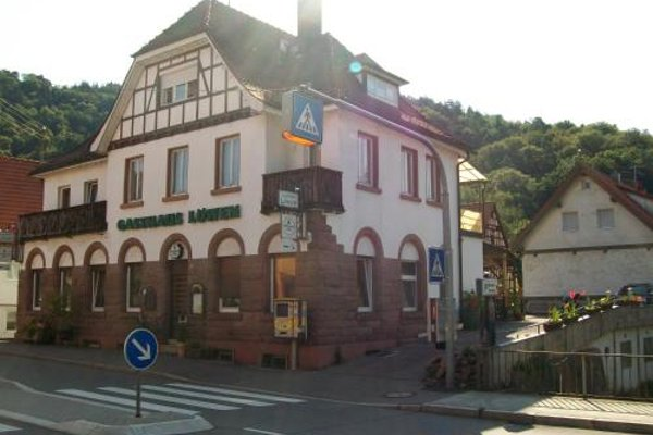 Gasthaus Lowen - фото 22