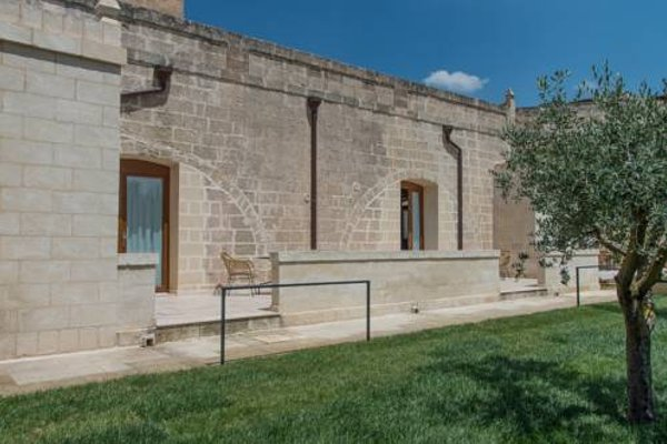 Residence Masseria Santa Lucia - фото 23