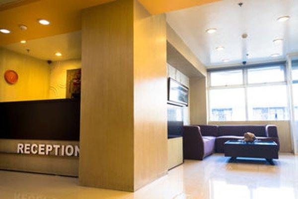 City Center Hotel - фото 18