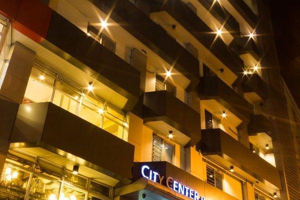 City Center Hotel - фото 22