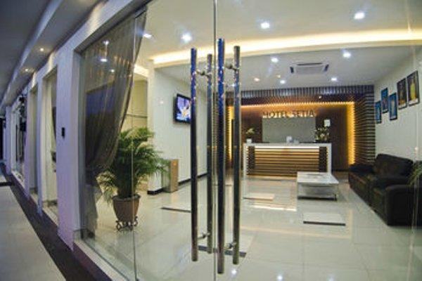 Hotel Setia - фото 19