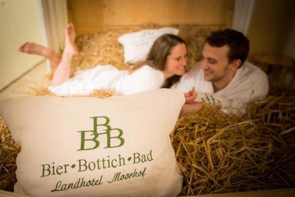 Landhotel Moorhof - фото 14