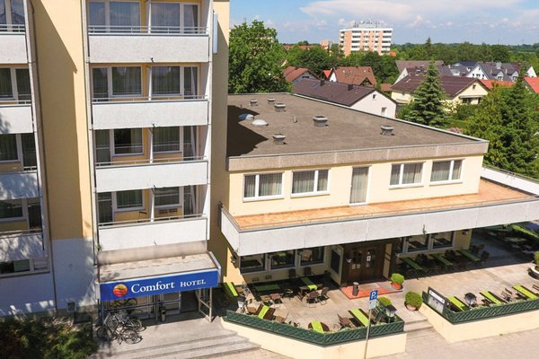 Comfort Hotel am Medienpark - фото 23