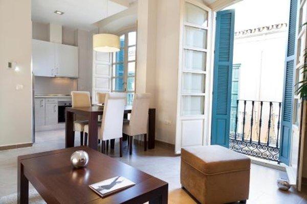 Apartamentos Pinar Malaga Centro - фото 15