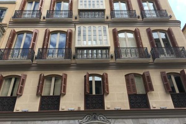 Apartamentos Pinar Malaga Centro - фото 23