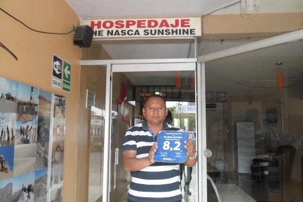 The Nasca Sunshine - фото 15