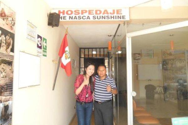 The Nasca Sunshine - фото 16
