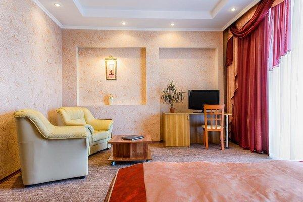 Отель Изумруд - фото 10