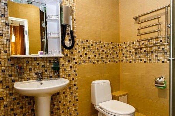 Отель Изумруд - фото 11