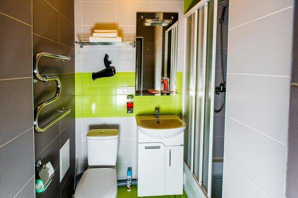 Отель Изумруд - фото 15