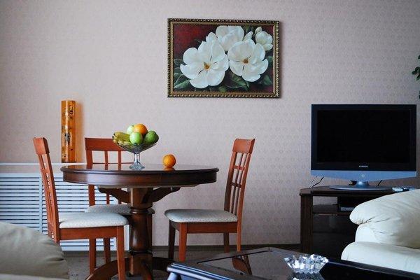 Отель Изумруд - фото 16