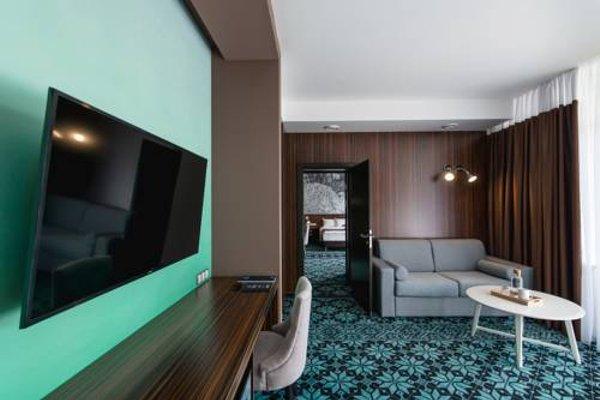 Отель Изумруд - фото 17