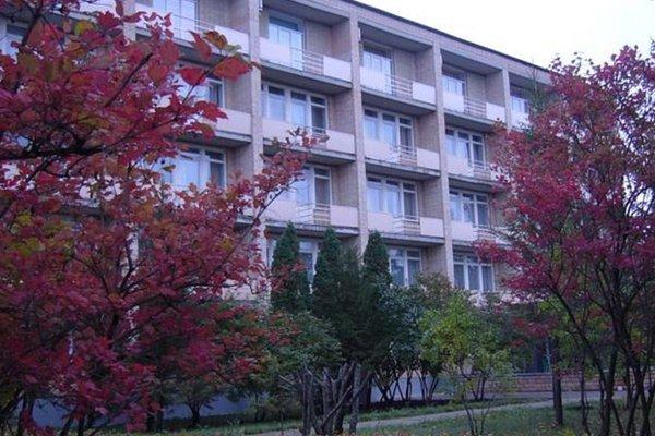 Отель Изумруд - фото 23