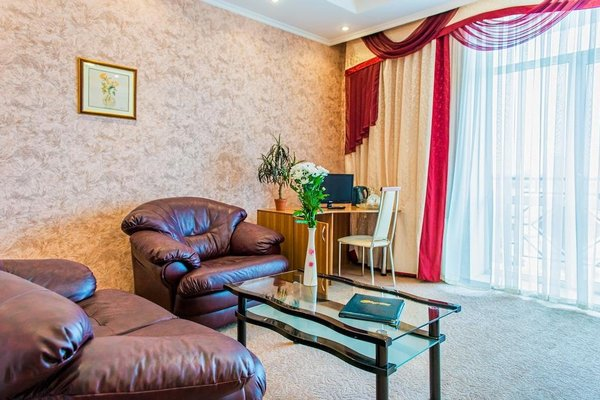 Отель Изумруд - фото 7