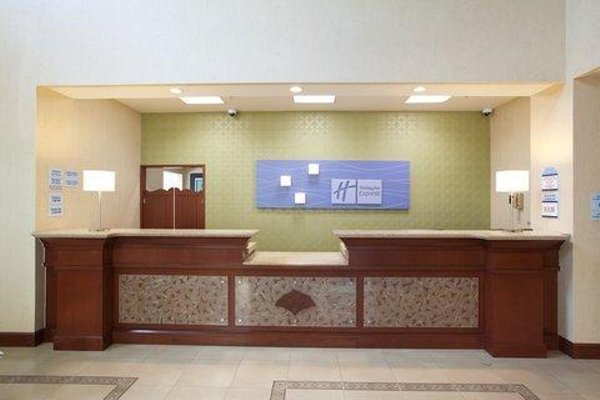 Holiday Inn Express & Suites Cuernavaca - фото 12