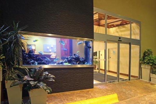 Holiday Inn Express & Suites Cuernavaca - фото 18