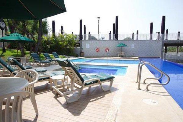 Holiday Inn Express & Suites Cuernavaca - фото 20