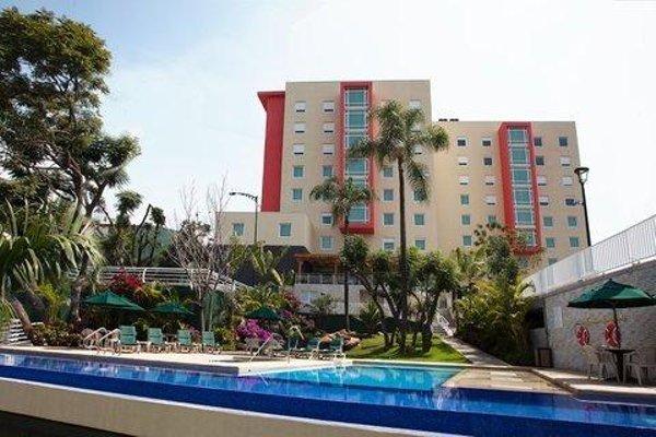 Holiday Inn Express & Suites Cuernavaca - фото 23