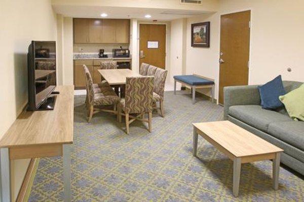 Holiday Inn Express & Suites Cuernavaca - фото 5