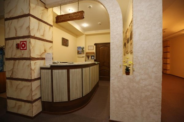 Гостиница Ковчег - фото 20