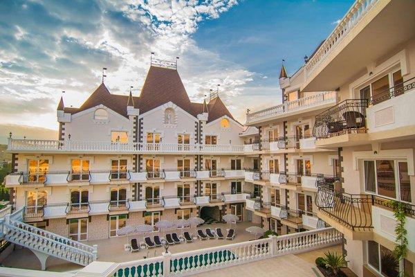 Отель «Камелот» - фото 19