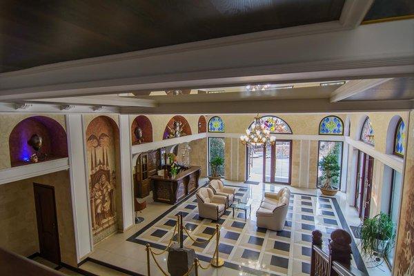 Отель «Камелот» - фото 10