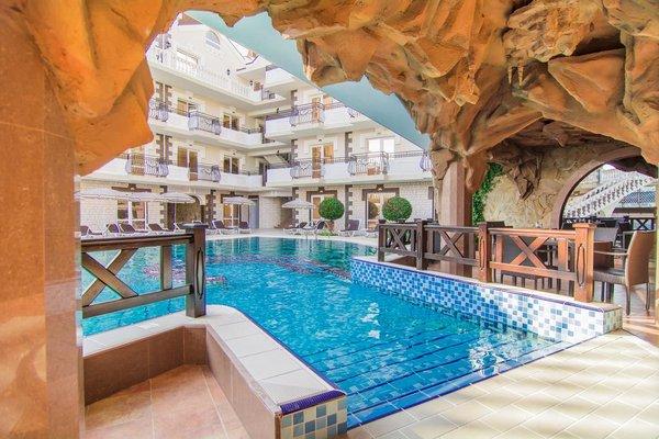 Отель «Камелот» - фото 12