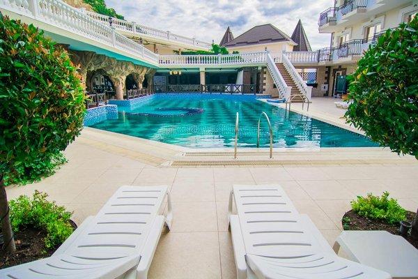 Отель Камелот - фото 20