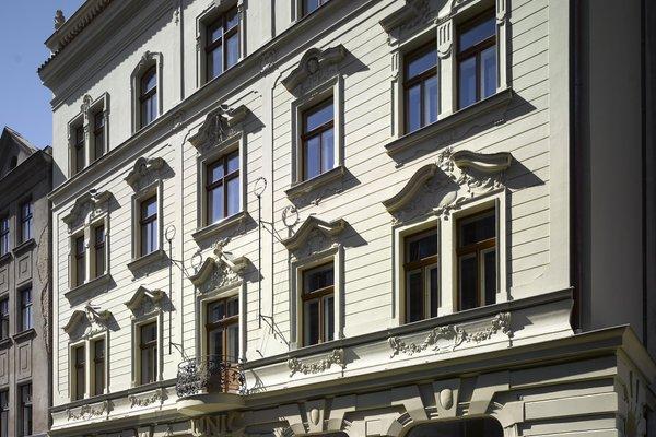Отель Unic Prague - фото 21