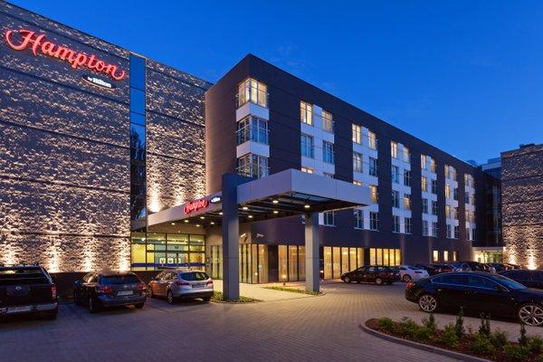 Hampton by Hilton Warsaw Airport - фото 50