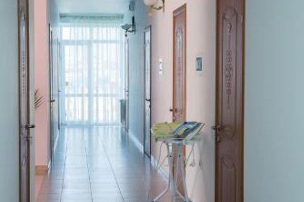 Отель Атриум - фото 11