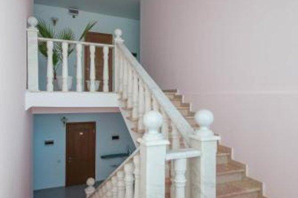 Отель Атриум - фото 12