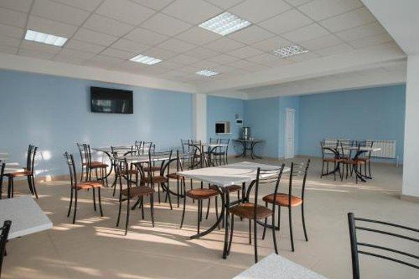 Отель Атриум - фото 14