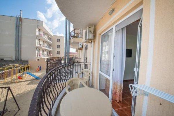 Отель Атриум - фото 15