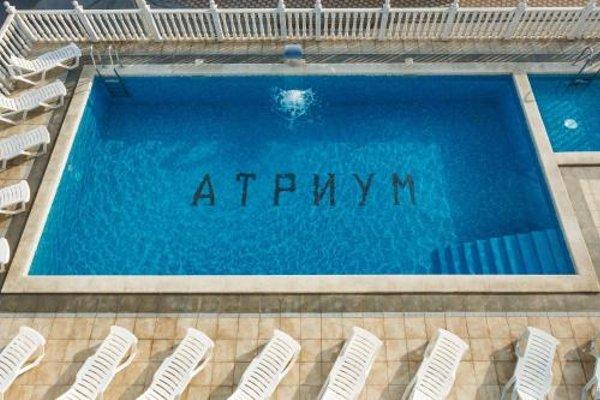 Отель Атриум - фото 16