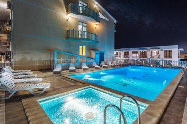 Отель Атриум - фото 17