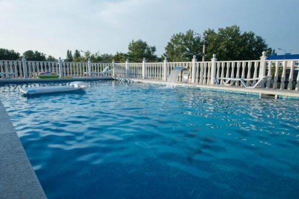 Отель Атриум - фото 18