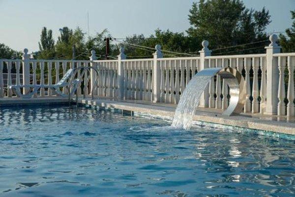 Отель Атриум - фото 19