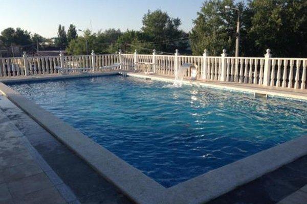 Отель Атриум - фото 20