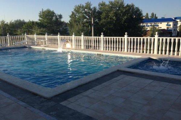 Отель Атриум - фото 21